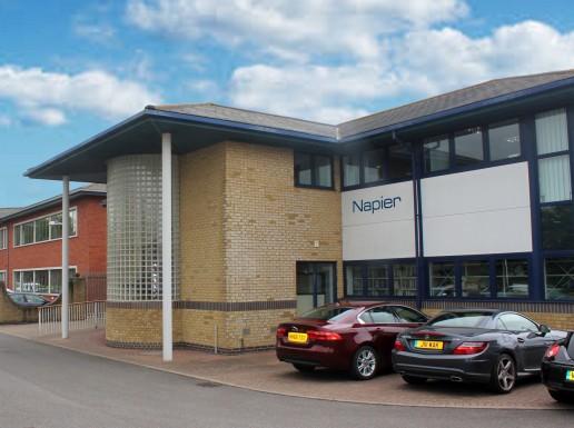 Napier PR Marketing Agency Chichester