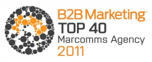 Top 40 Marcomms Agencies