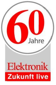 Elektronik 60 Year Logo