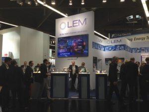 lem-stand-at-PCIM-2014