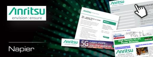Anritsu Lead Generation Campaign Case Study