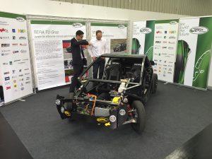 PCIM 2016 - Car