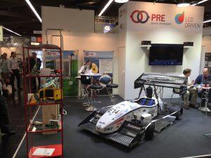PCIM 2016 - Racing car
