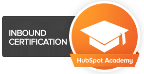 Inbound Certification Hubspot
