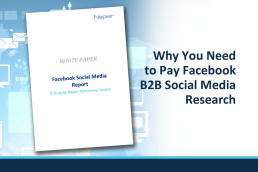 Why b2b companies need to pay facebook
