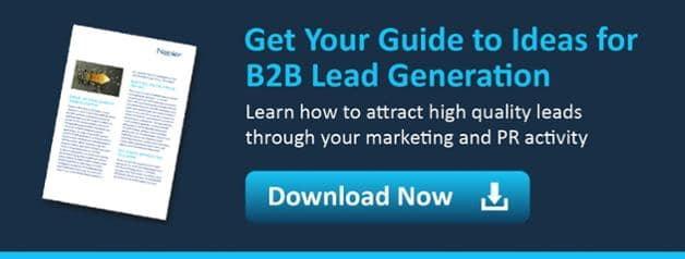 Ideas for B2B Lead Generation